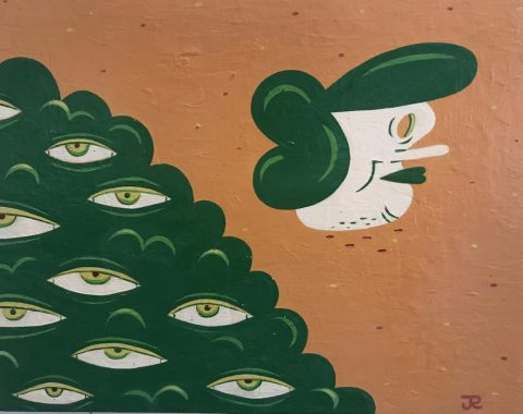 The Bush of Eye