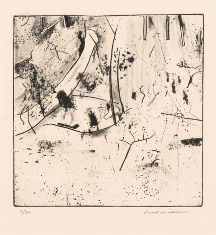 Landscape (Werribee Gorge)