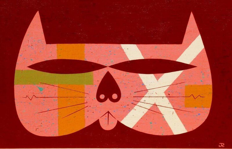 Cat Fink  (flag design)
