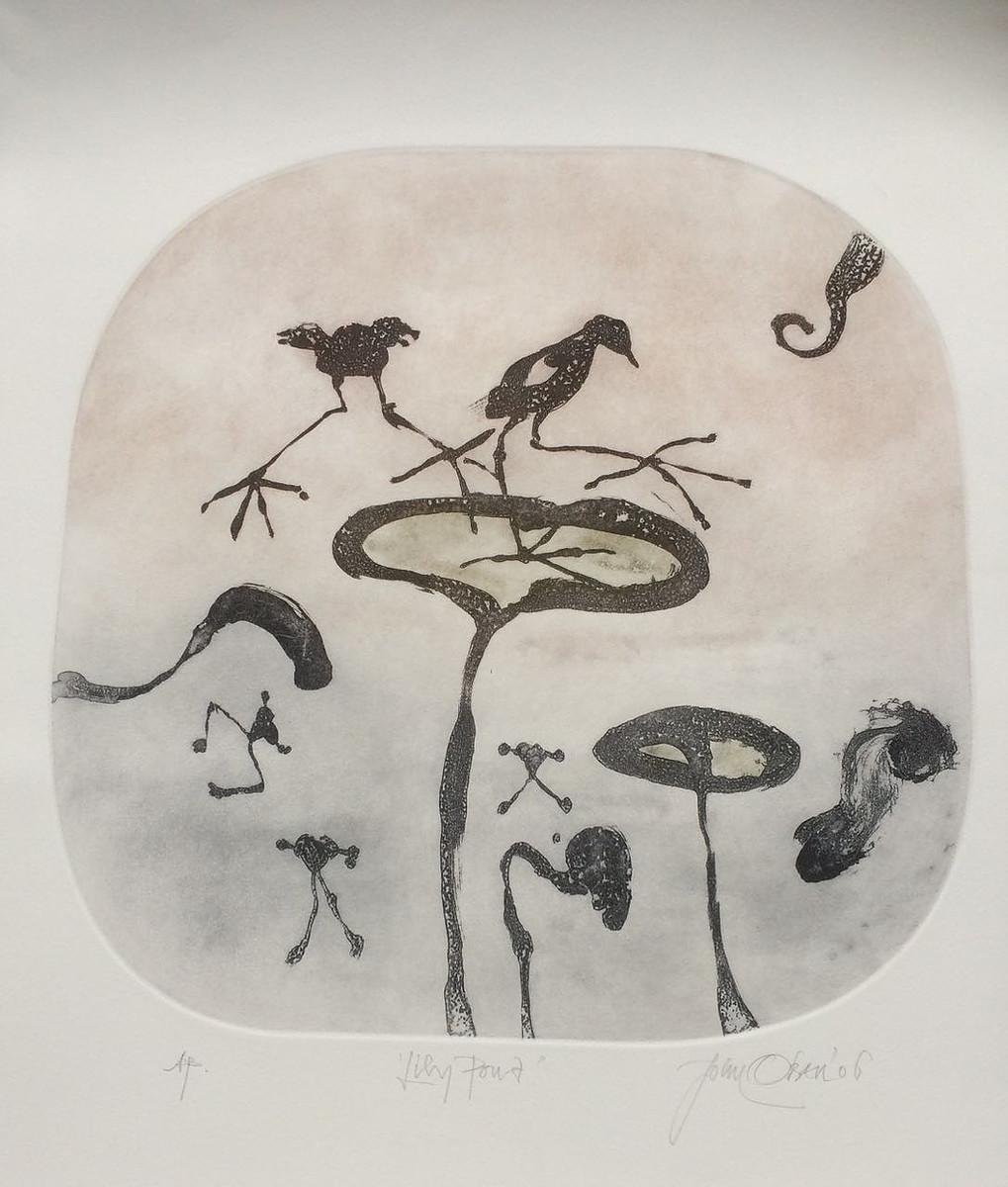 'Lily Pond ' 2006