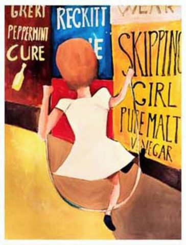 'Skipping Girl 1954'