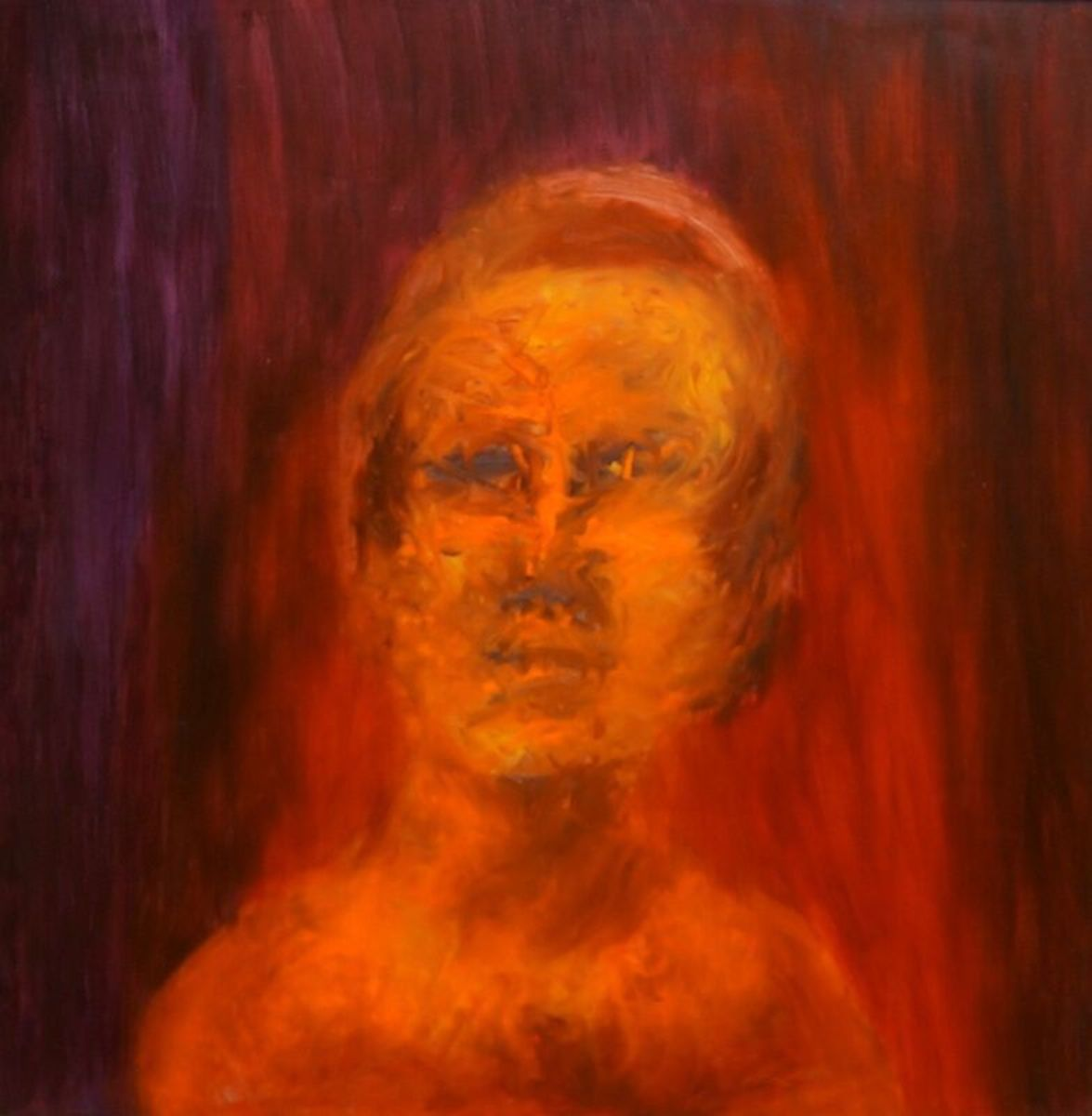 Orange Head (Dimboola Lady)
