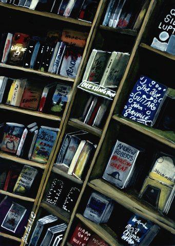 Blessington Book Display, Ireland