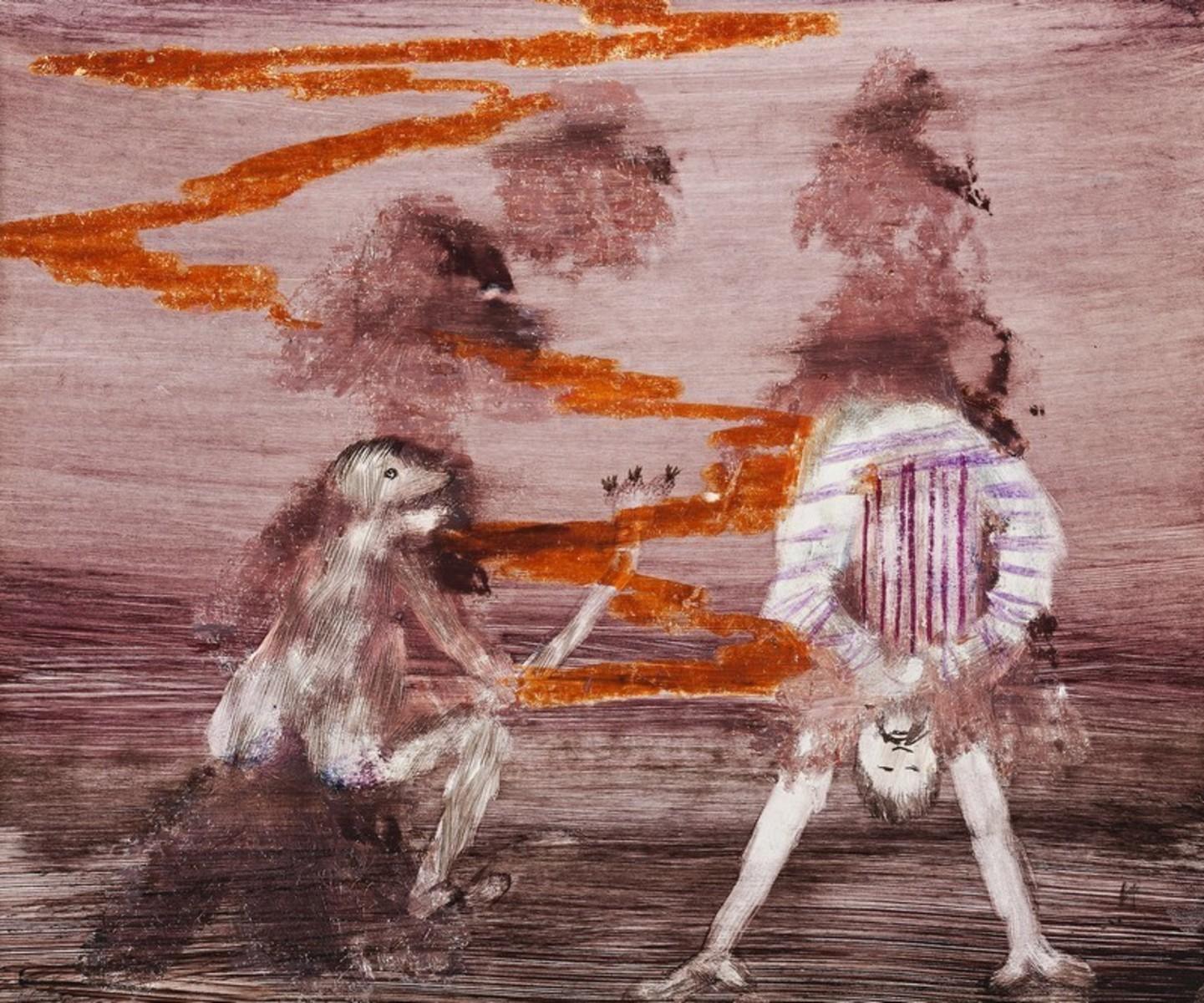 Monkey and Acrobat