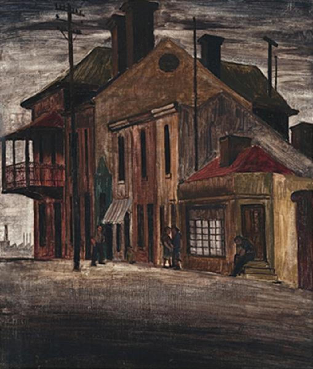 Hindley Street, Evening