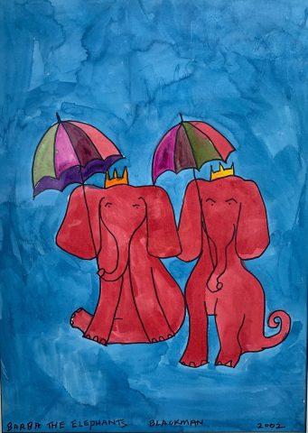 Barba the Elephants