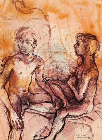 Nude Studies, Bali