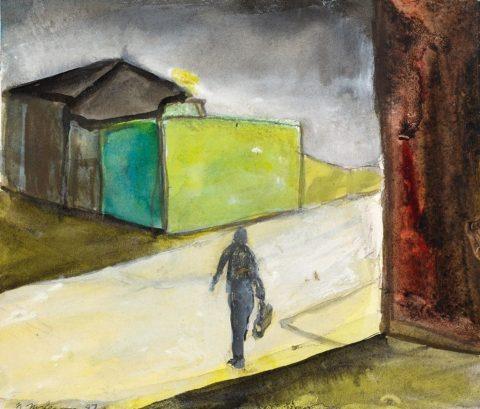 Street Corner 1987