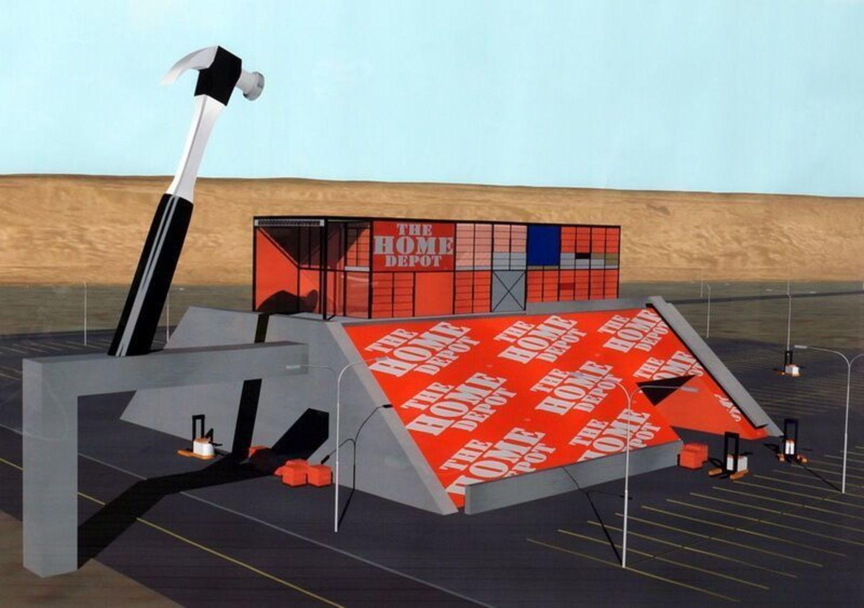 Eames Depot, Nevada