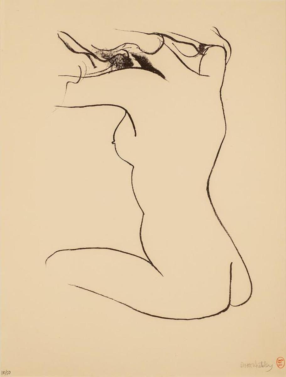 Undressing, 1973