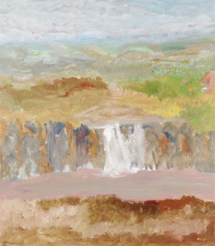 Kimberley Landscape (Mitchell Plateau), 1983