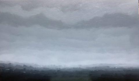 Tranquil Landscape I, 2019
