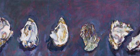 Oyster Shells, 2016