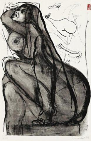 Towards Sculpture 4, 1977