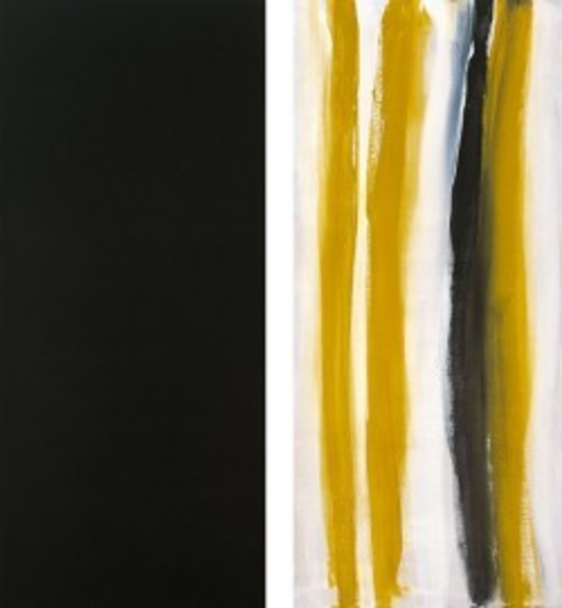 The Usual Time (Diptych 2)