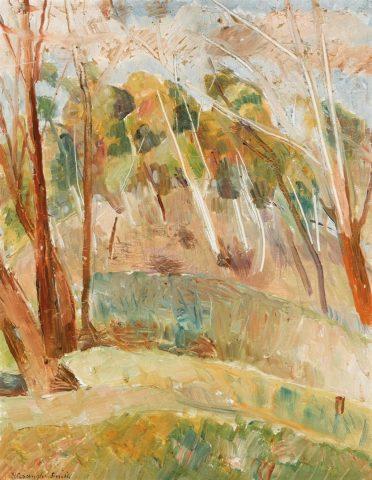 Windswept Hill, 1937