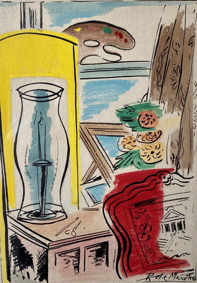 The Studio, 1952