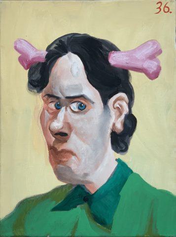 Self Portrait, 2008
