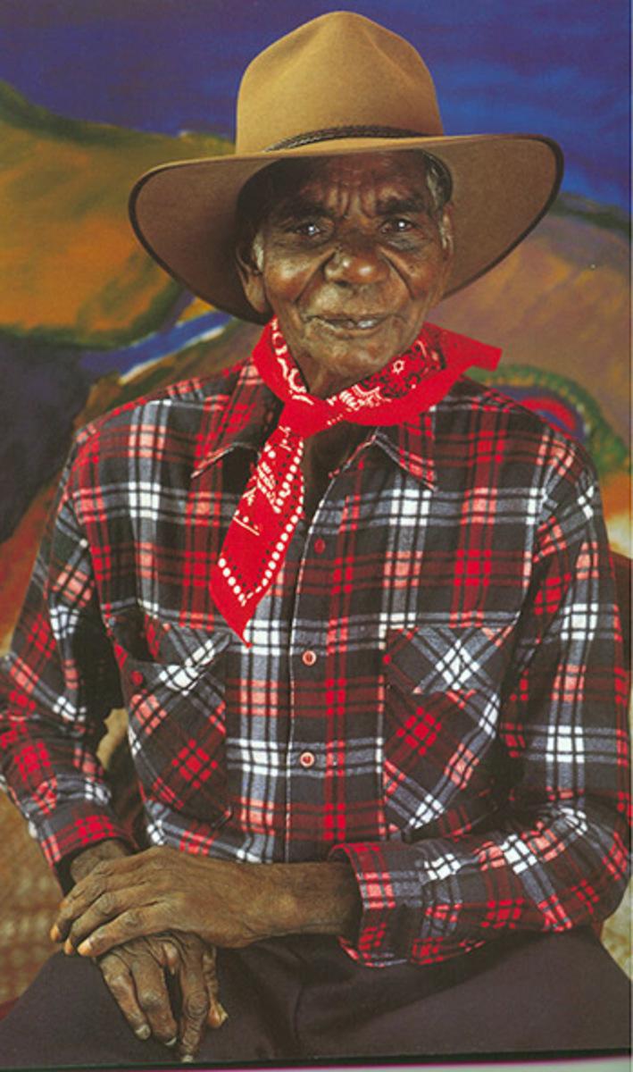 Ginger Riley Munduwalawala