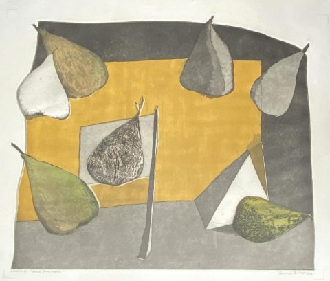 Pears (Yellow Version)